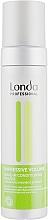 Parfumuri și produse cosmetice Balsam spumă pentru păr - Londa Professional Impressive Volume