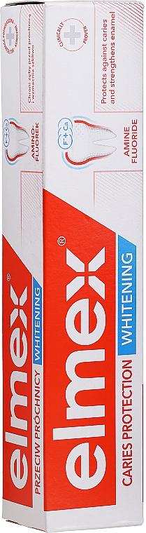 Pastă de dinți - Elmex Caries Protection Whitening Toothpaste