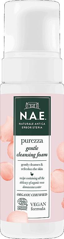 Spumă de curățare pentru față - N.A.E. Purezza Gentle Cleansing Foam — Imagine N1