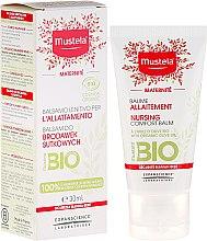 Parfumuri și produse cosmetice Balsam calmant pentru mameloane - Mustela Maternity Organic Breastfeeding Balm