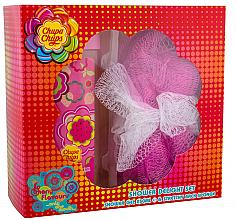 Parfumuri și produse cosmetice Set - Chupa Chups Strawberry Dream (sh/gel/250ml + sponge)