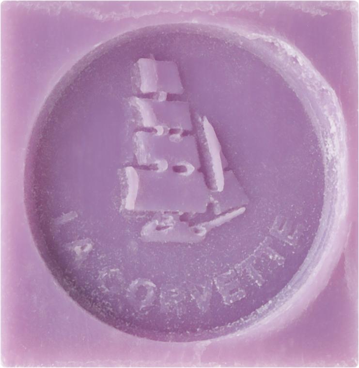 """Săpun """"Lavandă"""", în cutie - La Corvette Cube Parfume de Provence Lavender — Imagine N2"""