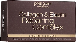 Parfumuri și produse cosmetice Set - Postquam Bio-shock Repairing Complex (cr/3ml*12)