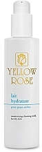 Parfumuri și produse cosmetice Lăptișor pentru ten sensibil - Yellow Rose Moisturising Cleansing Milk