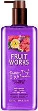"""Parfumuri și produse cosmetice Săpun de mâini """"Fructul pasiunii și pepene verde"""" - Grace Cole Fruit Works Hand Wash Passion Fruit & Watermelon"""