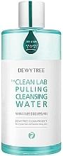 Parfumuri și produse cosmetice Apă de curățare cu sevă de mesteacăn și hamamelis pentru față - Dewytree The Clean Lab Pulling Cleansing Water