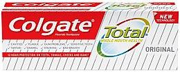 Parfumuri și produse cosmetice Pastă de dinți - Colgate Total Original Toothpaste (mini)