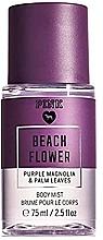 Parfumuri și produse cosmetice Spray parfumat de corp  - Victoria's Secret Pink Mini Body Mist Beach Flower