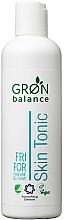 Parfumuri și produse cosmetice Tonic pentru față - Gron Balance Skin Tonic