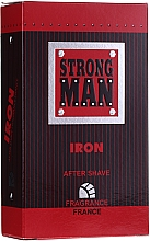 Parfumuri și produse cosmetice Loțiune după ras - Strong Men After Shave Iron