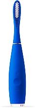 Parfumuri și produse cosmetice Periuță electrică de dinți, cu funcție de reglare a intensității - Foreo Issa 2 Cobalt Blue