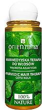 Parfumuri și produse cosmetice Tratament Ayurvedic pentru păr - Orientana Ayurvedic Hair Therapy
