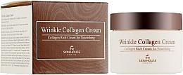 Parfumuri și produse cosmetice Cremă nutritivă antirid cu colagen - The Skin House Wrinkle Collagen Cream