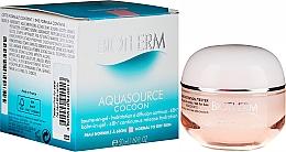 Parfumuri și produse cosmetice Balsam-gel pentru față - Biotherm Aquasource Cocoon Balsam (tester)