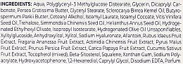 Cremă de față - Herla Hydra Plants Intense Hydrating Night Cream — Imagine N4