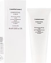 Parfumuri și produse cosmetice Scrub exfoliant pentru curățarea tenului - Comfort Zone Essential Scrub