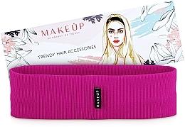 """Parfumuri și produse cosmetice Bandă elastică de păr """"Be Beauty"""", roz - MakeUp"""