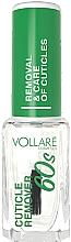 Parfumuri și produse cosmetice Soluție pentru eliminarea cuticulei - Vollare Cosmetics Cuticle Remover