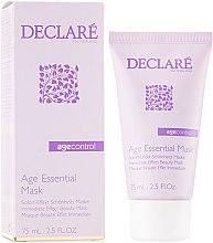 Parfumuri și produse cosmetice Mască de față - Declare Age Control Age Essential Mask