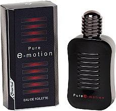 Parfumuri și produse cosmetice Omerta Pure E-motion - Apă de toaletă