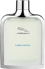 Parfumuri și produse cosmetice Jaguar Classic Motion - Apă de toaletă