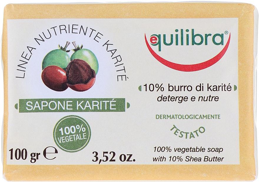 Set - Equilibra Karite Line (h/cr/75ml + soap/100g) — Imagine N2