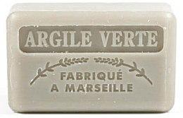 Parfumuri și produse cosmetice Săpun de Marsilia cu argilă verde - Foufour Savonnette Marseillaise Argile Verte