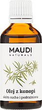 Parfumuri și produse cosmetice Ulei din semințe de cânepă - Maudi