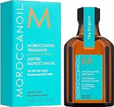 Parfumuri și produse cosmetice Ulei regenerator pentru păr - Moroccanoil Oil Treatment For All Hair Types