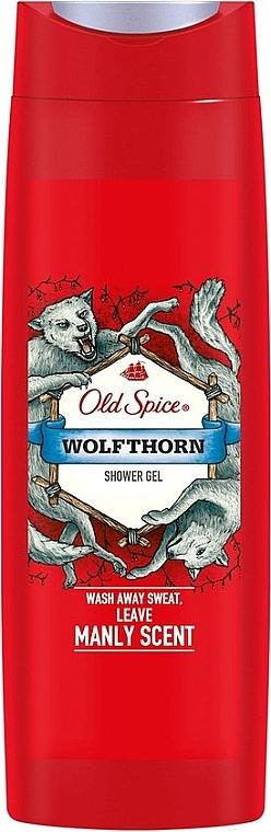 Set - Old Spice Wolfthorn (deo/spray/150ml + sh/gel/250ml) — Imagine N4