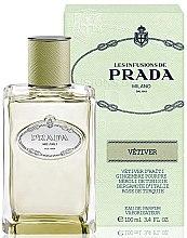 Parfumuri și produse cosmetice Prada Les Infusions de Vetiver 2015 - Apă de parfum (tester fără capac)