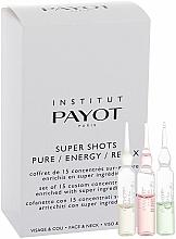 Parfumuri și produse cosmetice Ser facial - Payot Super Shots Skin Serum