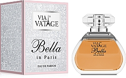 Via Vatage Bella in Paris - Apă de parfum — Imagine N2