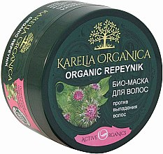 Parfumuri și produse cosmetice Bio mască «Organic Repeynik» împotriva căderii părului - Fratti HB Karelia Organica