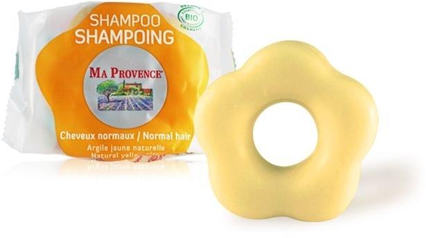 Bio Șampon solid pentru păr normal - Ma Provence Shampoo — Imagine N2