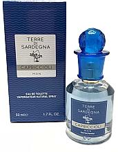 Parfumuri și produse cosmetice Terre Di Sardegna Capriccioli - Apă de toaletă