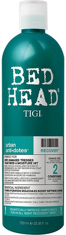 Balsam hidratant pentru păr uscat și deteriorat - Tigi Tigi Bed Head Urban Anti+dotes Recovery Conditioner — Imagine N1