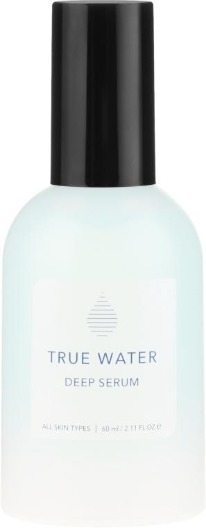Ser profund hidratant antirid pentru față - Thank You Farmer True Water Deep Serum — Imagine N2