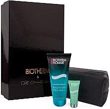 Set - Biotherm Homme Set (gel/shmp/75ml + cr/20ml + bag) — Imagine N2
