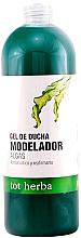 Parfumuri și produse cosmetice Gel de duș cu extract de alge - Tot Herba Shower Gel