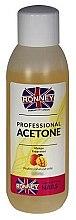 """Parfumuri și produse cosmetice Soluție pentru îndepărtarea ojei """"Mango"""" - Ronney Professional Acetone Mango"""