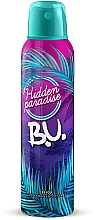 B.U. Hidden Paradise - Set (edt/50ml + deo/150ml + gift) — Imagine N3