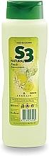 Parfumuri și produse cosmetice Legrain S3 Natural Fresh - Apă de colonie