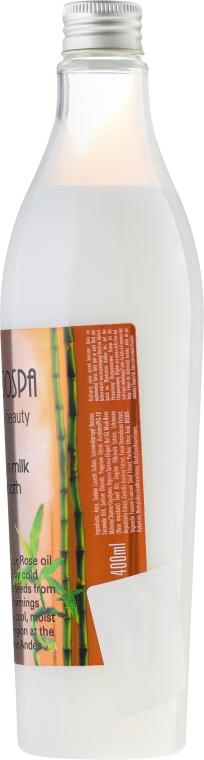 Lapte de baie - BingoSpa Spa&Beauty Argan Milk For Bath — Imagine N2