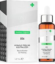 Parfumuri și produse cosmetice Neutralizant peeling № 006 - Simone DSD de Luxe Medline Organic Miracle Peeling Neutralizer