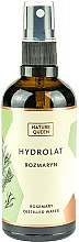 "Parfumuri și produse cosmetice Hydrolat ""Rozmarin"" - Nature Queen Hydrolat"