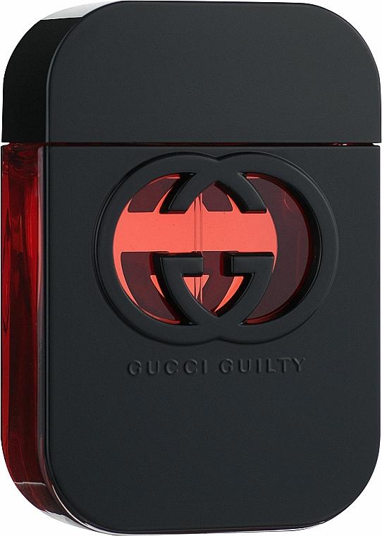 Gucci Guilty Black Pour Femme - Apă de toaletă — Imagine N1