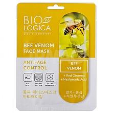 """Parfumuri și produse cosmetice Mască """"Îngrijire anti-îmbătrânire"""" cu venin de albine - Biologica Bee Venom"""