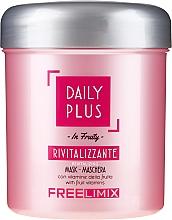 Parfumuri și produse cosmetice Mască de păr - Freelimix Daily Plus Mask In-Fruit Revitalizing For All Hair Types