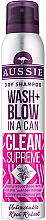 Parfumuri și produse cosmetice Șampon uscat - Aussie Dry Shampoo Wash + Blow in a Can Clean Supreme